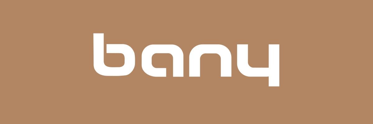 Logotip de Bany