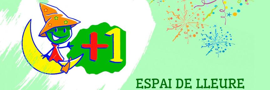 ESPAI DE LLEURE +1