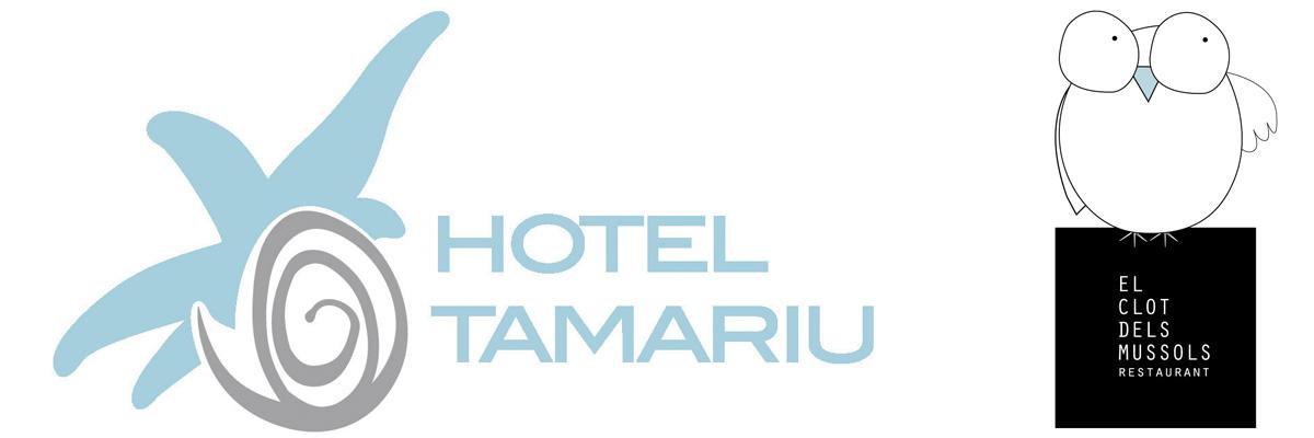 Logotip d'Hotel Tamariu