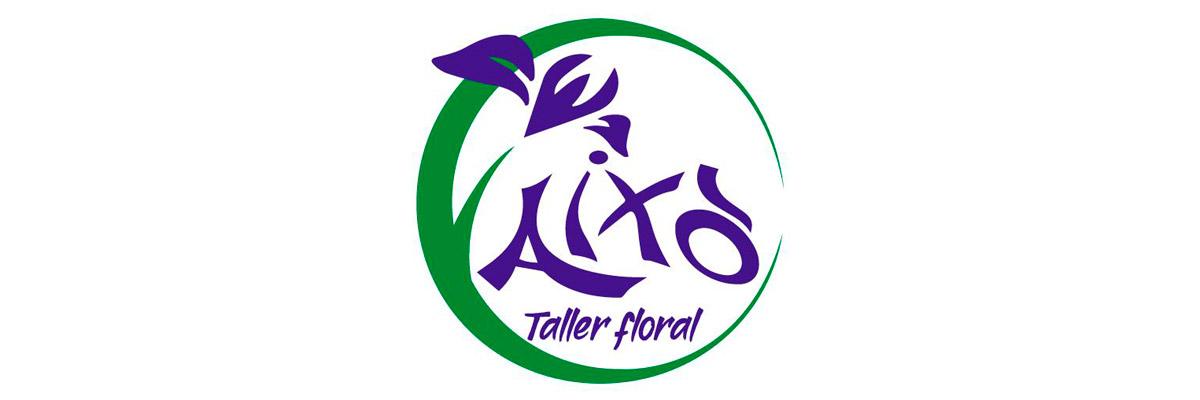 Logotip de Això taller floral