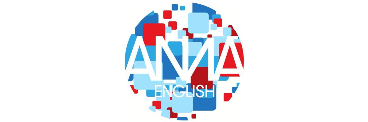 Logotip de Anna English
