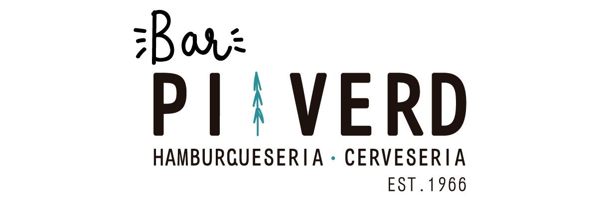 Logotip de Bar Pi Verd