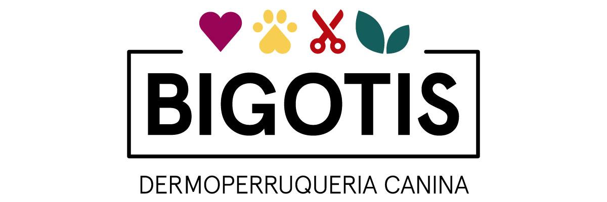 Logotip de Bigotis