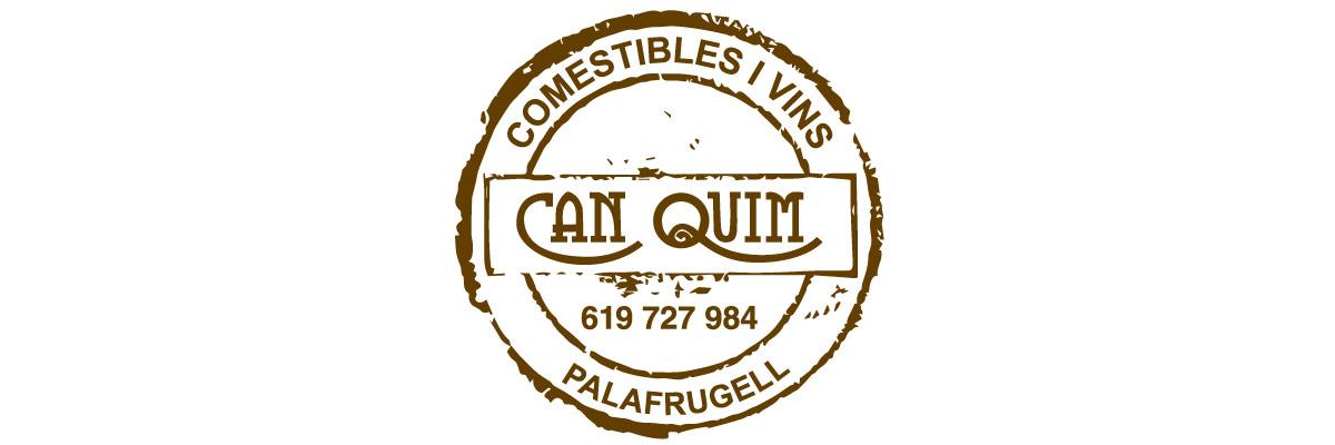 Logotip de Can Quim Comestibles