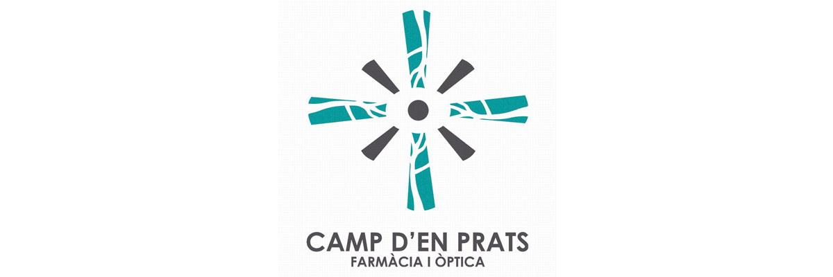 Logotip de Farmàcia Camp d'en Prats