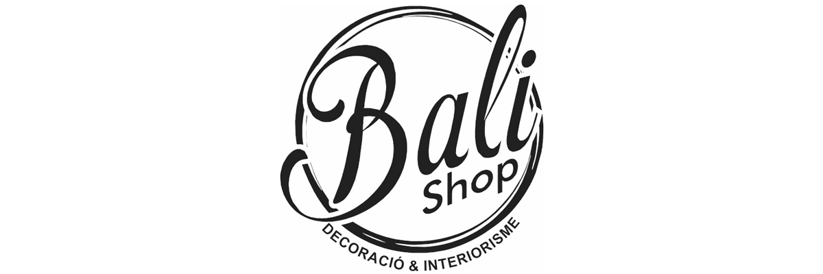 Logotip de Bali Shop