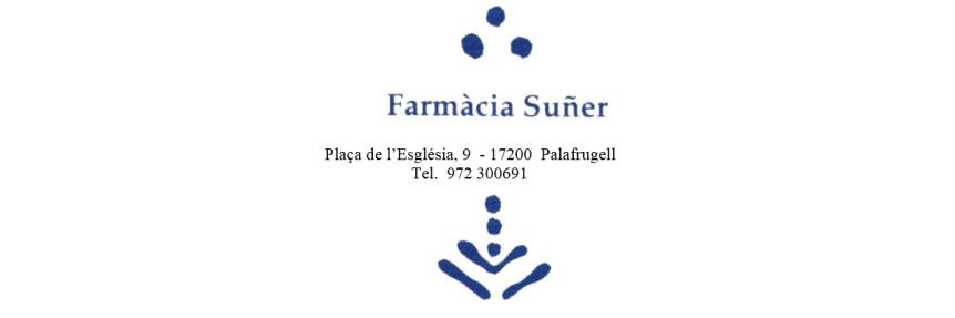 FARMÀCIA SUÑER