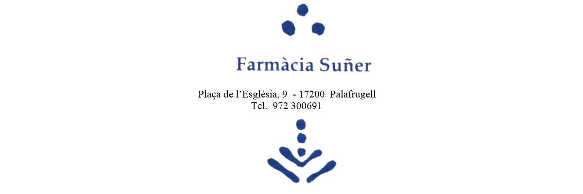 Logotip de Farmàcia Suñer