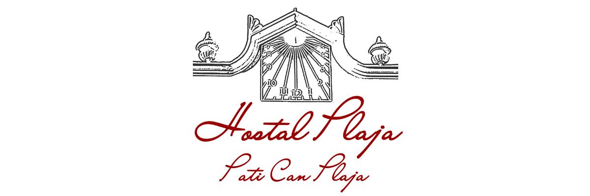 Logotip d'Hostal Plaja