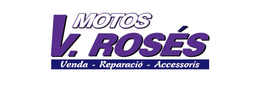 MOTOS V.ROSÉS