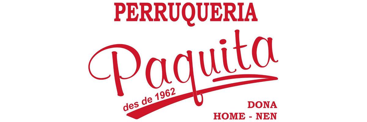 Logotip de Perruqueria Paquita