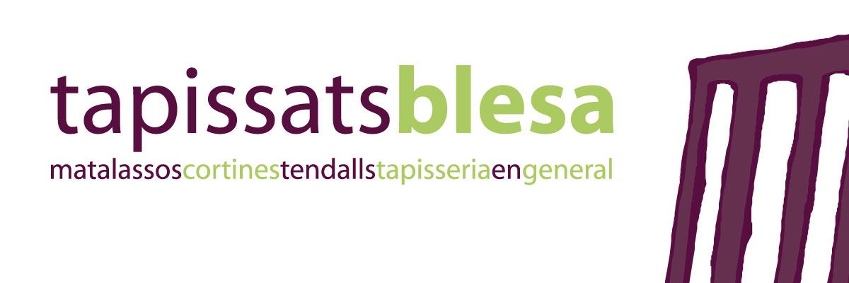 Logotip de Tapissats Blesa